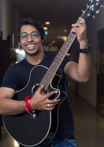 Niraj Mehta, guitarist