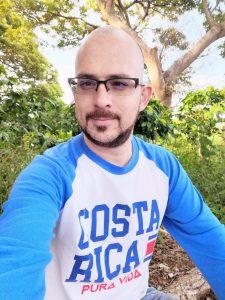 Esteban en Costa Rica