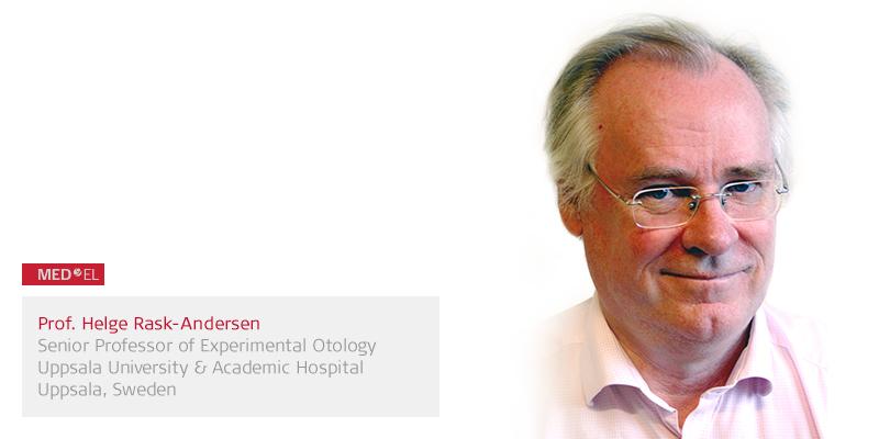 Professor Helge Rask-Andersen