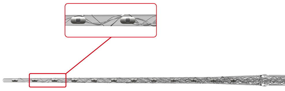Wave Shaped Wires MED-EL