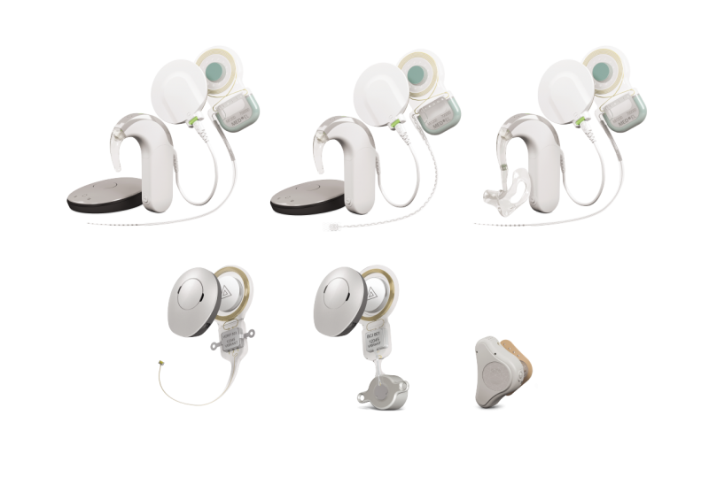 MED-EL hearing loss solutions