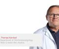 MRTs mit VIBRANT SOUNDBRIDGE und BONEBRIDGE: Prim. Dr. Thomas Keintzel teilt seine Erfahrungen