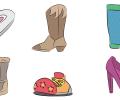 Rehabilitation Lesson Kit #19: Hats & Shoes